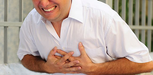Not all heart attacks begin with the sudden severe crushing chest pain