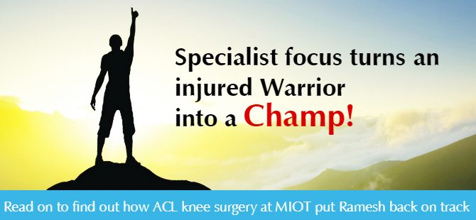 Specialist focus turns a 19 year old injured Taekwondo player into a Champ!