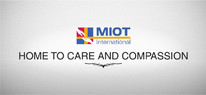 Fijian patient shares his treatment experience at MIOT International