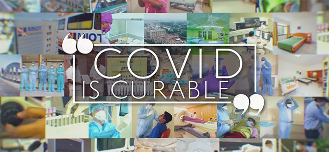 COVID is Curable