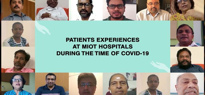 Don't postpone your treatment at the time of COVID-19