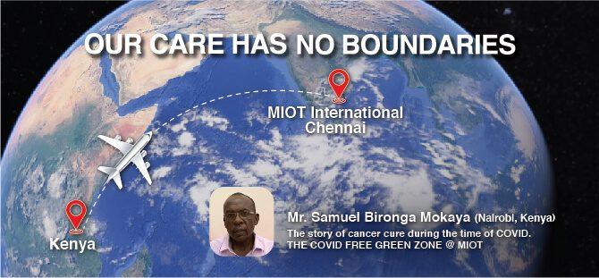 MIOT Hospitals – Our Care has no Boundaries